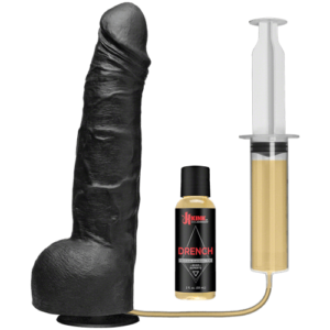 Kink - Wet Works - Drencher - Silicone Squirting Cock