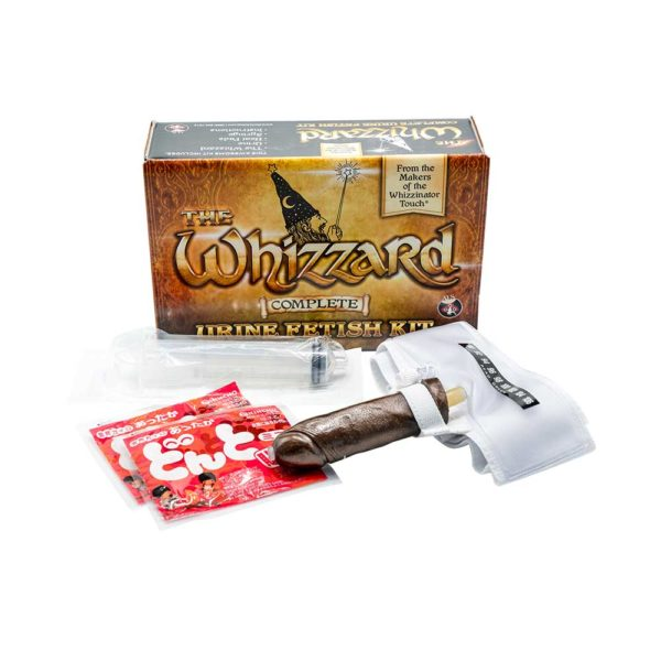 The Whizzard In Brown