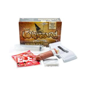 The Whizzard In Tan