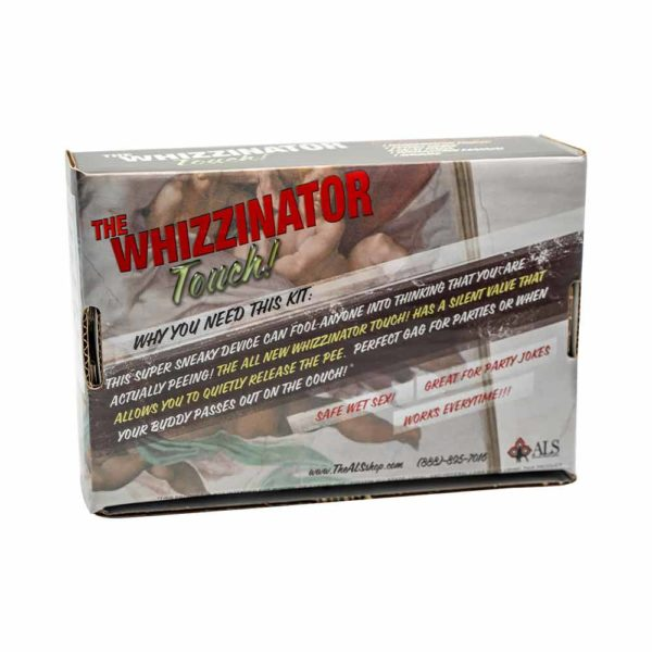 The Whizzinator Touch